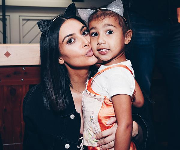 Kim's mum Kris, once explained that North is named after the 'North star' that guided the Wisemen to Bethlehem.