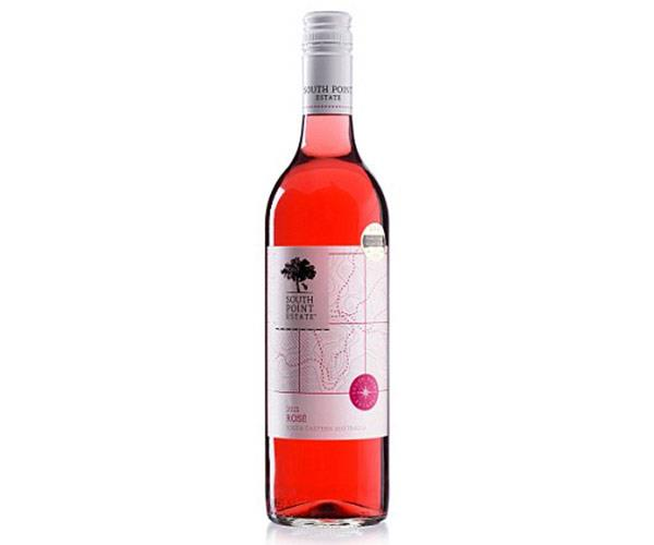 **South Point Rose 2017**   Winner of the 2018 Sydney International Wine Competition - Gold; 2017 Royal Queensland Wine Show - Bronze; 2017 Riverina Wine Show – Bronze.  This is one mighty fine Rose!   *$4.99, available at Aldi*