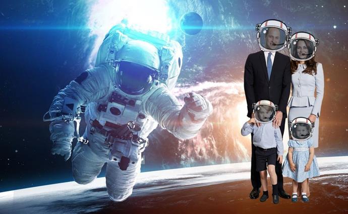 Lost in space. via @Ciara_Knight