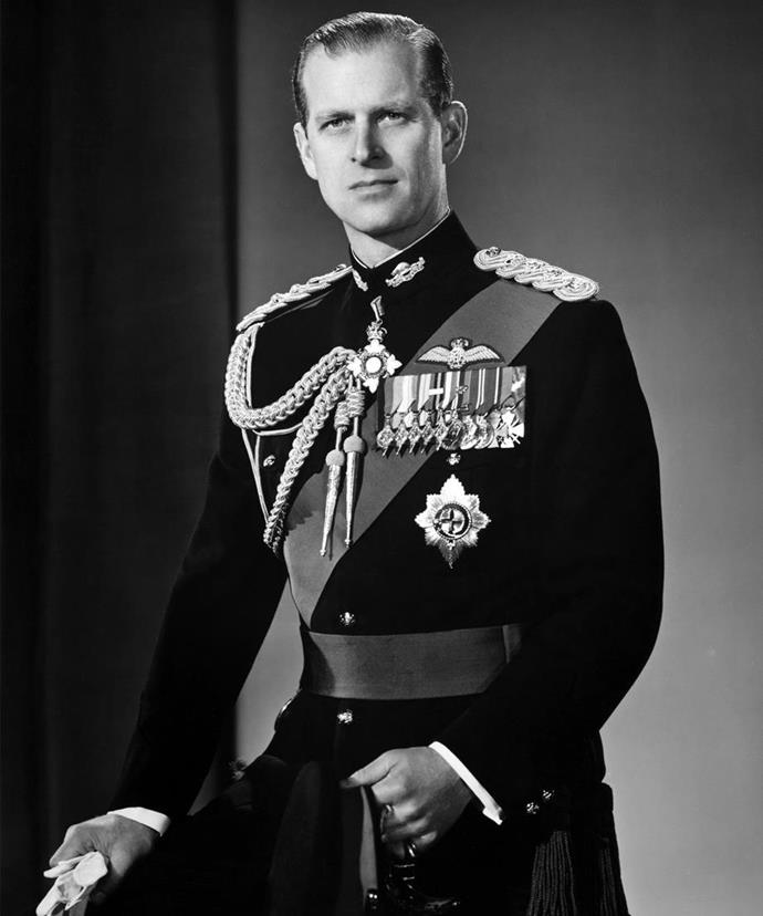 The Duke of Edinburgh has held the job since 1953.