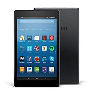 "The Amazon Fire HD 8 is a fantastic affordable tablet with a 12-hour battery, 16 or 32 GB of internal storage and HD display, this little gadget will make anyone's day. Prices start from just $89.99 [on Amazon](https://www.amazon.com/Amazon-Fire-HD-8-8-Inch-Tablet-6th-Generation/dp/B018SZT3BK|target=""_blank""