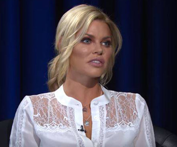 Sophie Monk returns to 'Hard Chat' after that famously brutal interview