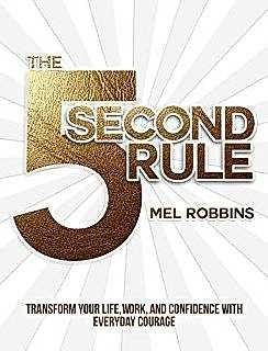 ** The 5 Second Journal: The Best Daily Journal and Fastest Way to Slow Down, Power Up, and Get Sh*t Done by Mel Robbins** In light of Mel Robbins past success with the international best seller The 5 Second Rule, she has now released The 5 Second Journal, giving you a step by step guide in how to get things done, how to be confident and most importantly, how be the happiest you. Perfect for starting off your 2018 right!