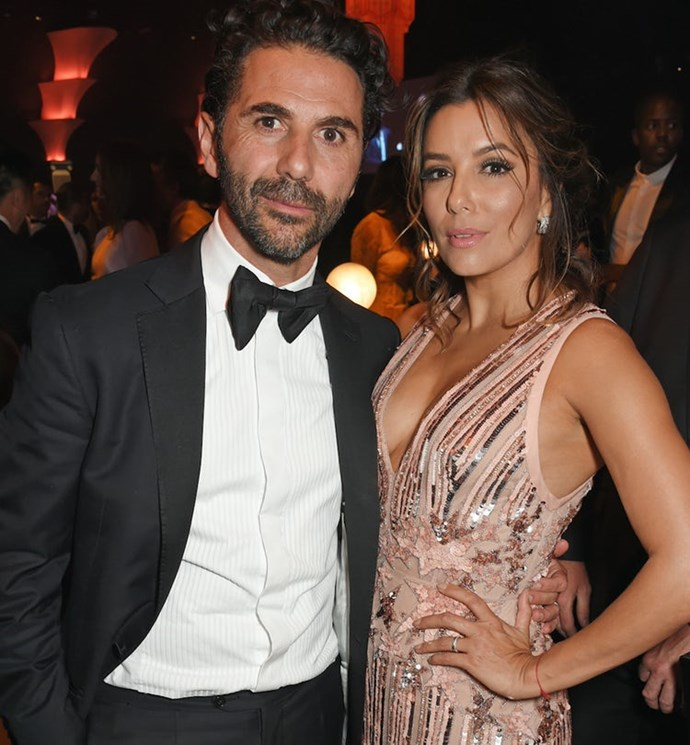 Eva and Jose in May 2017.