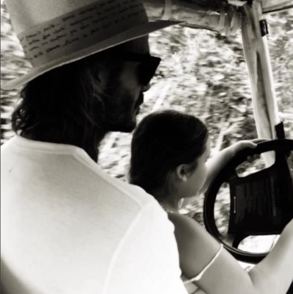 """Proud former Spice mum Posh innocently shared a clip of the couple's youngest child Harper sitting on her dad's lap while the 6-year-old steered a golf buggy around the tropical location. However, the video [sparked safety fears](https://www.nowtolove.com.au/celebrity/celeb-news/david-beckham-sparks-safety-concerns-for-daughter-harper-43904 target=""""_blank"""") among fans. """"Someone loves her daddy! #drivingmissharper kisses x @davidbeckham,"""" Victoria wrote alongside the video."""