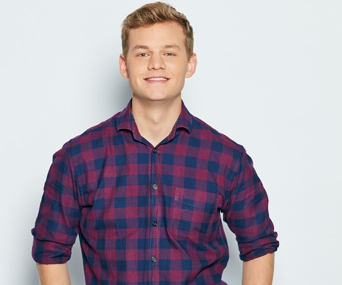 "**FRESH FACE** Aussie comedian **Joel Creasey** brings the LOLs to Erinsborough when he pops up in a guest role. ""Joel was hilarious – he stole the show during filming,"" Jason says. ""He plays a guest character that could definitely recur in the future. He was lots of fun and everyone loved having him on set."""