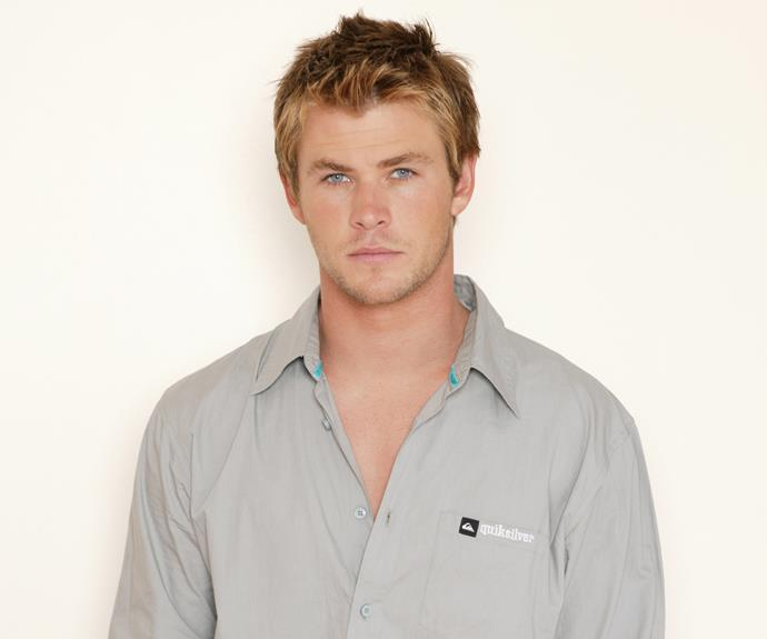 **9. KIM HYDE (CHRIS HEMSWORTH), 2004-2007** As the rebellious son of Summer Bay High's principal, Kim turned heads when he arrived in 2004. Despite a feud with his father, Kim was a beach boy with a knack for saving lives. His charm and good looks won over golden girl Hayley, who unexpectedly fell pregnant. Fans delighted in the pairing but sadly, it didn't last. He wound up with Kit (Amy Mizzi) and his surprise son, Archie.