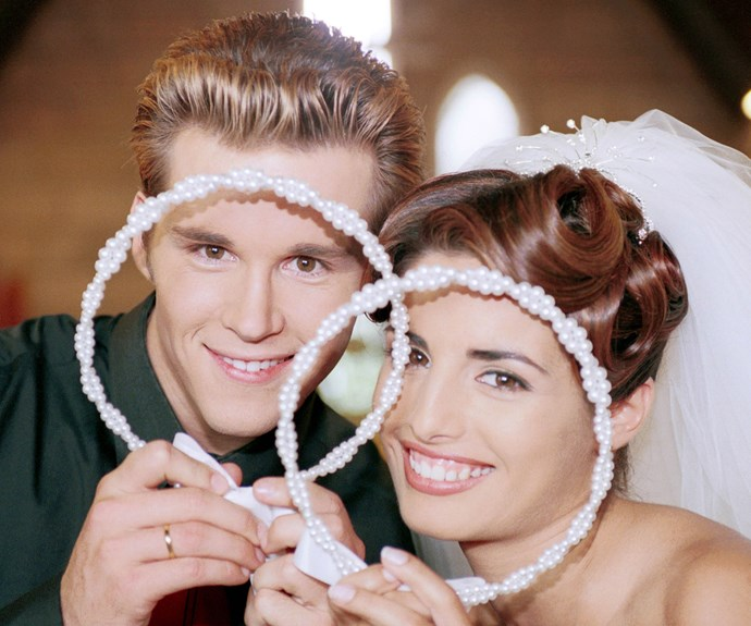 **10. Vinnie Patterson (Ryan Kwanten), 1997-2002** Larrikin Vinnie dated Sally, but it was Leah who stole his heart. The cute couple were married in a colourful ceremony combining their Greek and Scottish heritages. But, after being implicated in his father's dodgy dealings, Vinnie was arrested for fraud. Despite being innocent, Vinnie went to jail after the birth of son VJ (later played by Matt Little). He was released into witness protection, but died in an accident.
