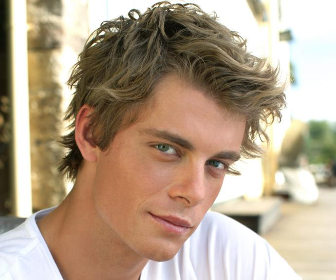 **16. ROMEO SMITH (LUKE MITCHELL), 2009-2013** A total charmer, Romeo Smith was an instant hit with *Home And Away* fans. His drama-filled relationship with Indi Walker (Samara Weaving) was a hallmark of his time on the show. Somehow their relationship managed to survive the turbulence. However, it was Romeo's eventual exit that tugged at the heartstrings. After being diagnosed with terminal cancer, Romeo concealed his health issues from Indi. His ashes were eventually returned to the Bay and sprinkled across the cliff where the couple spent their last night together. Sob!