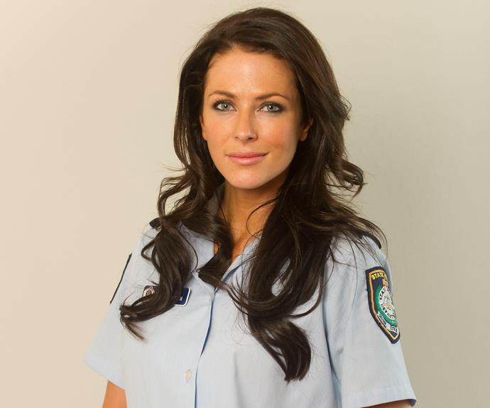 **17. CHARLIE BUCKTON (ESTHER ANDERSON), 2008-2013** Vulnerable, brash and often misunderstood – police officer Charlie Buckton was a polarising personality. It was this intriguing mix, combined with bold storylines, that made her so memorable. Charlie's first notable storyline saw her embark on a lesbian relationship. Another key storyline revolved around the shock revelation that her supposed sister, Ruby (Rebecca Breeds), was, in fact, her daughter! And who could forget her ill-fated relationship with newly arrived bad boy Brax. Charlie's shooting death was heartbreaking.