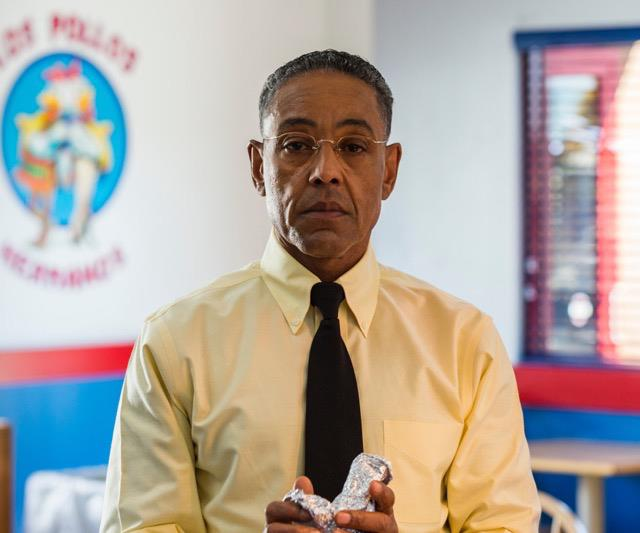 **Gustavo Fring** – ***Breaking Bad*** & ***Better Call Saul***  He may be the smiling face of chicken joint Los Pollos Hermanos, but Gustavo Fring, as played by **Giancarlo Esposito**, is also a major methamphetamine distributor in Southwestern America. Seen in both *Breaking Bad* and *Better Call Saul*, Fring is a heartless clinical killer who will stop at nothing to stay on the top of his game. His dead-eyed stare a major weapon in his arsenal of villainy.
