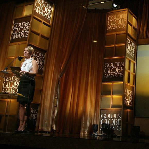 **The year the show did not go on.** In 2008, actors, writers, producers and basically most people with a ticket, vowed to boycott the glitzy show in support of the writers' strike, leaving the HFPA with no other choice than to cancel the Golden Globes. Instead a much scaled-down press conference was held to announce the winners. Reportedly, costing broadcaster NBC $10 and $15 million in lost revenue.