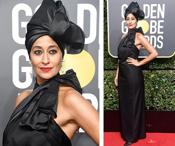 "*Blackish* star Tracee Ellis-Ross has been one of the main stars to spearhead the [#TimesUp movement.](https://www.nowtolove.com.au/fashion/red-carpet/why-are-actresses-wearing-black-golden-globes-44043|target=""_blank"")"