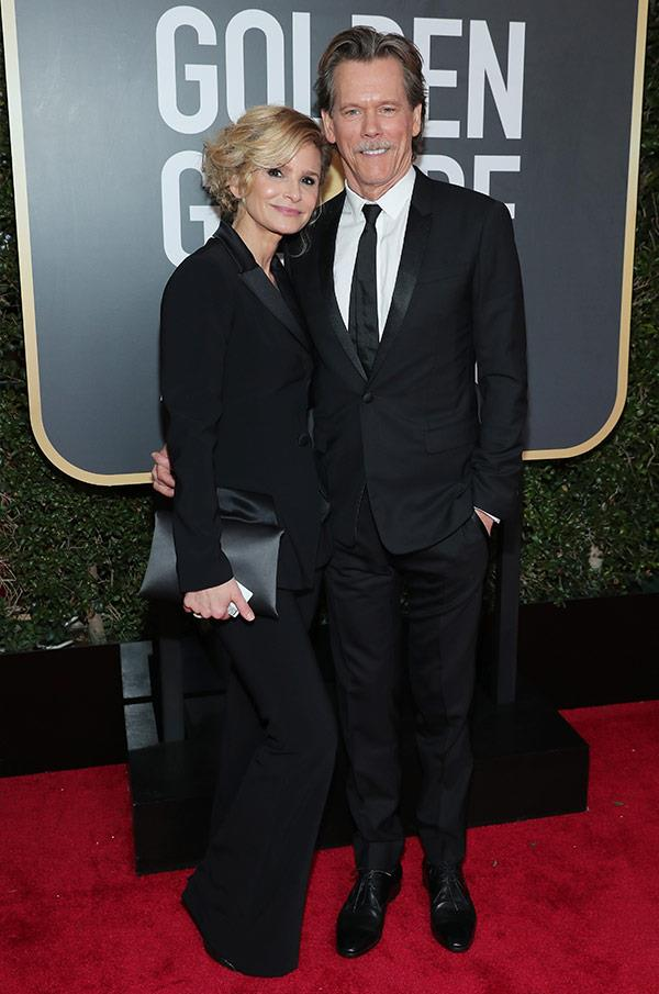 Six degrees of Kevin Bacon clearly begins right here, right now with his missus, Kyra Sedgwick. Fun fact: these married lovers will celebrate 30 years STRONG of marriage in 2018. See? Not all made-in-Hollywood romances end in a 55-hour-post-marriage annulment...