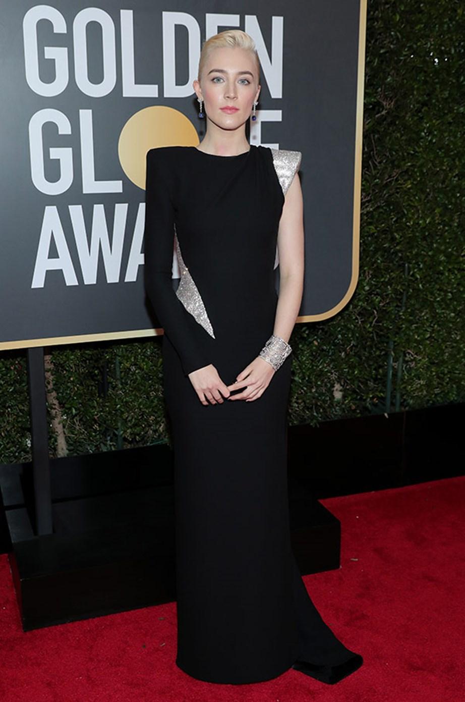 Lady Bird actress Saoirse Ronan.