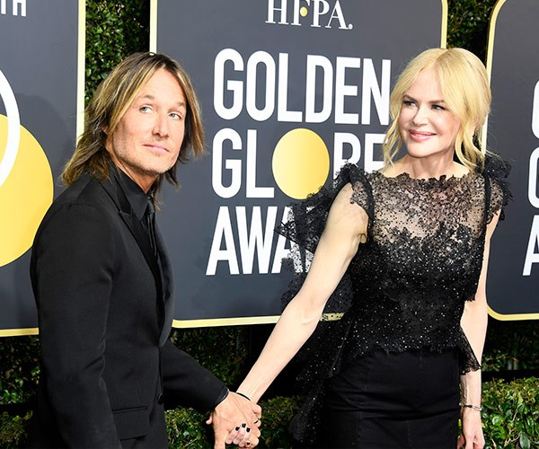 Nicole Kidman's powerful portrayal as Celeste in HBO's *Big Little Lies*, which has just been confirmed for a second season, has landed her the Golden Globe nomination for best actress in a mini-series or TV movie nomination.