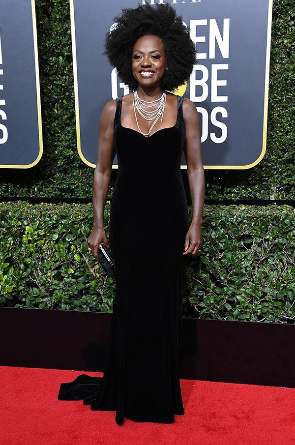 Viola Davis is always a highlight during award season.