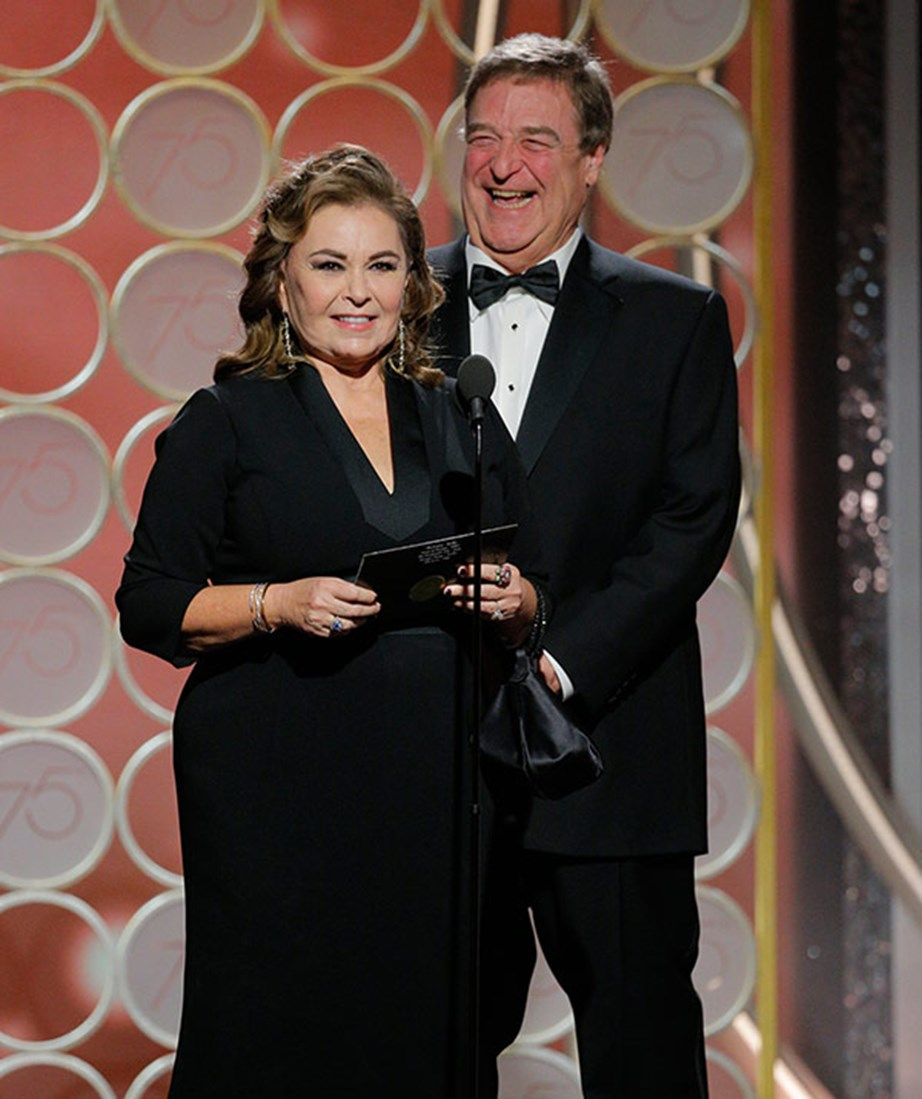 Roseanne Barr and John Goodman just gave the fans the Roseanne reunion they've been waiting for.