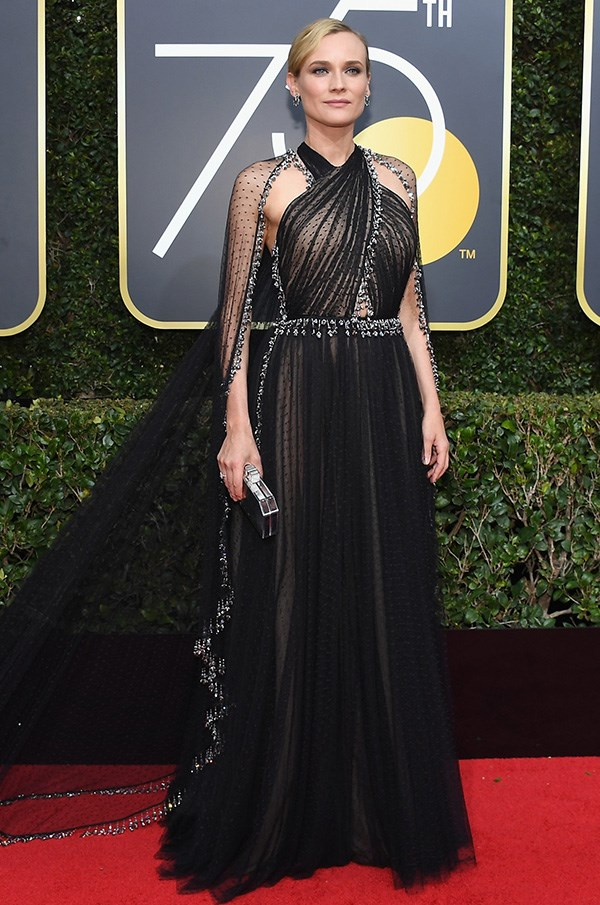 Diane Kruger tops nearly every redcarpet best dressed list and this stunning gown is exactly why.