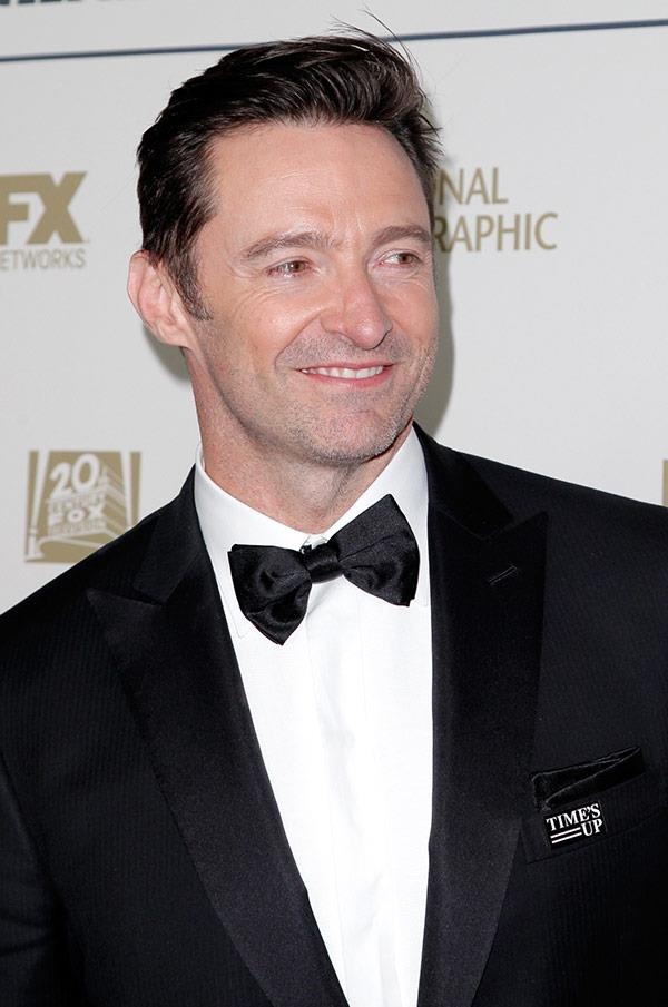 Hugh Jackman is always the life of the party.