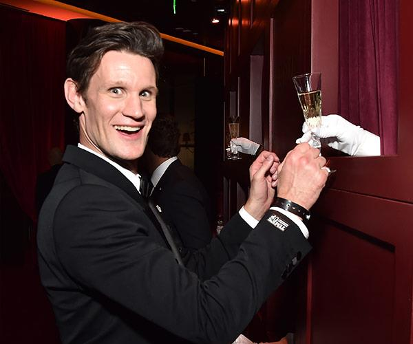 Matt Smith says yes please.