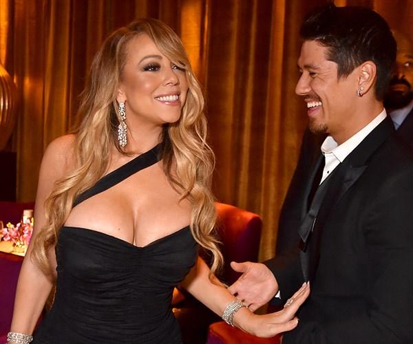 Mariah Carey was in FINE form.