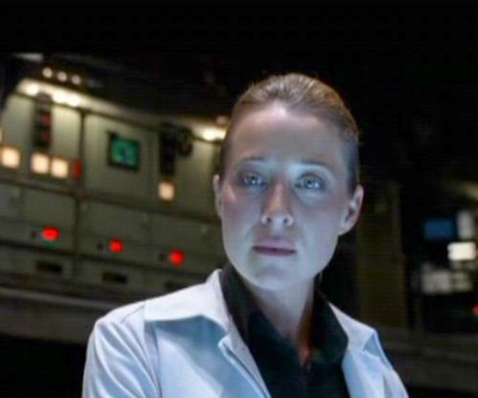 """**Dr Carol Frost**, ***X-Men Origins: Wolverine*** **(2009)** """"This was a blink-and-you'll-miss-me role. But it was a great six weeks, shooting three or four scenes. It was interesting to experience making one of those much bigger films – a 'mega-movie'. Good fun."""""""