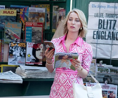 Asher Keddie looks back at her most memorable on-screen roles
