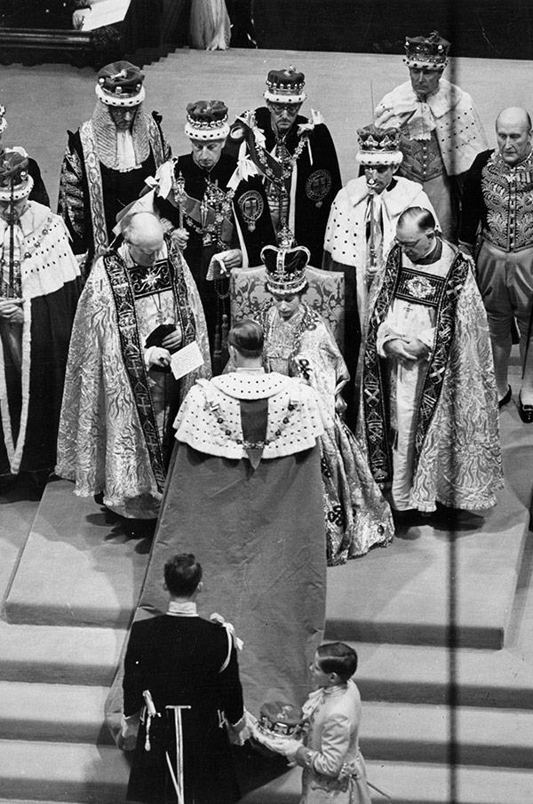The Queen has been the head of the Commonwealth since her coronation in 1953.