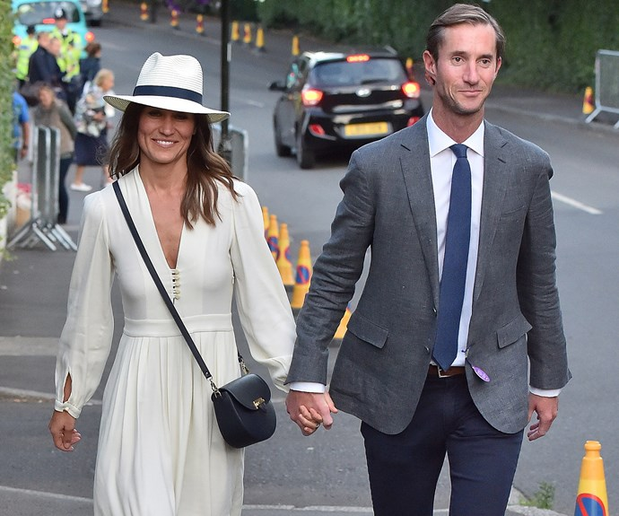 Pippa Middleton and James Matthews tied the knot in May last year.