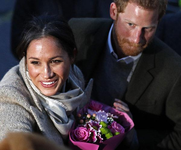 "The Prince is in awe over the ""Meghan Effect""."