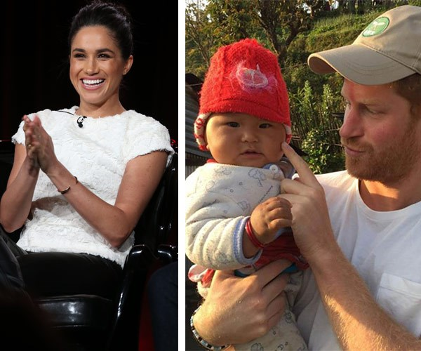"Harry and Meghan both adore kids and would love to start a family in the ""near future."""