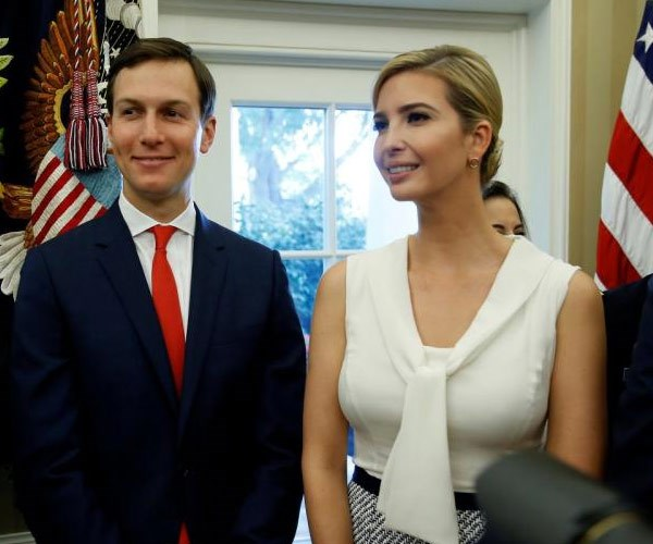 Not only married, the pair both serve as White House advisers for the Trump administration.