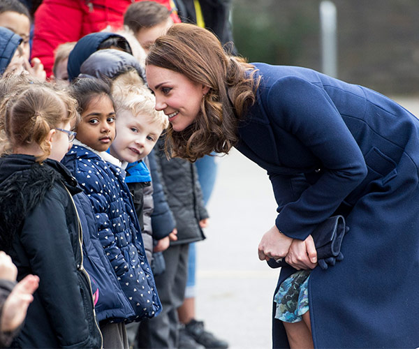 Kate Middleton Helps Children Realize Their Full Potential With Place2Be PSA