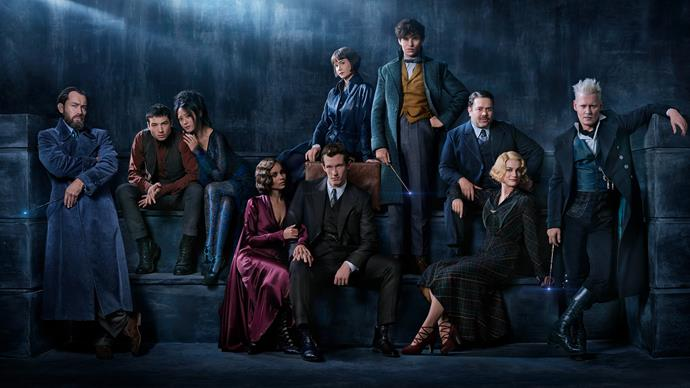***Fantastic Beasts: The Crimes of Grindewald*** **(In cinemas November 15)** Anything remotely Harry Potter-ish is a licence to print money. The first *Fantastic Beasts* was a treat, incorporating elements from the Potterverse, but also bringing its own magical fun. This time, Grindelwald (Johnny Depp) escapes custody and threatens all non-magical beings. A younger Albus Dumbledore (Jude Law) enlists the help of Newt Scamander (Eddie Redmayne) to defeat the evil wizard.