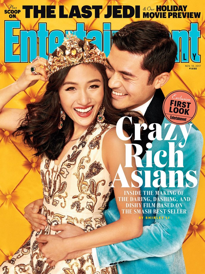 ***Crazy Rich Asians*** **(in cinemas August)** Based on the best-selling novel by Kevin Kwan, this film stars Constance Wu as an NYU professor who travels to Singapore with her boyfriend. There she meets his family – and they are ridiculously rich and over-the-top.