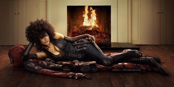 ***Deadpool 2*** **(in cinemas June)** Our favourite foul-mouthed rogue mutant is back for round 2! This time, Josh Brolin makes his appearance as badass Cable and Zazie Beetz plays Domino.