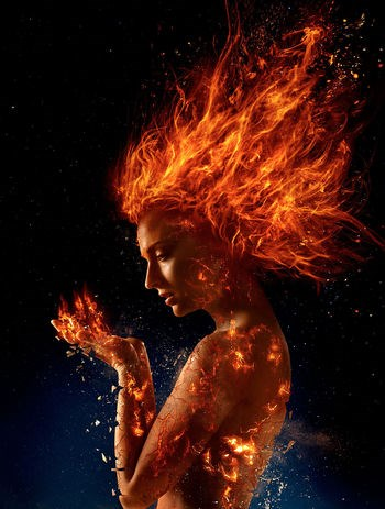 ***X-Men: Dark Phoenix*** **(in cinemas November)**  Sophie Turner leads the way in this *X-Men* prequel as a young Jean Grey AKA Phoenix, trying to take control of her ever-growing powers. Michael Fassbender, James McEvoy, Jennifer Lawrence and Nicholas Hoult are reprising their roles, and Jessica Chastain will make an appearance as a yet-unknown character.