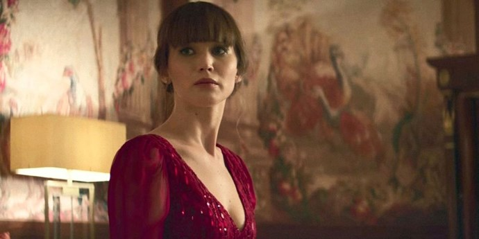 ***Red Sparrow*** **(in cinemas March 18)** Jennifer Lawrence plays a former ballerina turned spy who follows a dangerous path of manipulation and seduction to protect her mother. But when a CIA agent (Joel Edgerton) turns up, everything changes.