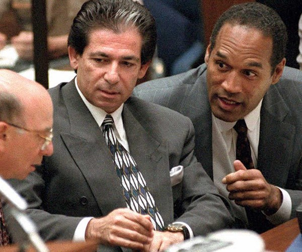 Robert Kardashian famously defended O.J. Simpson during his murder trial.