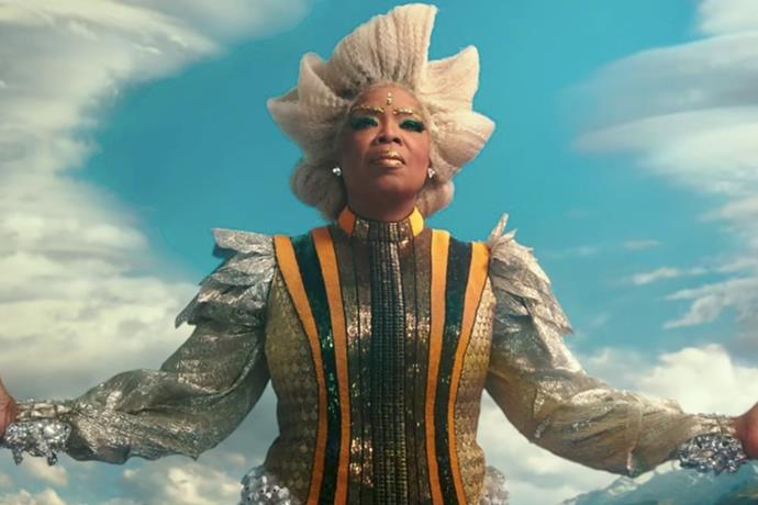 ***A Wrinkle In Time*** **(in cinemas March 22)** Disney truly weaves it magic in this epic film based on Madeleine L'Engle's 1962 novel of the same name. The story follows teenager, Meg, as she travels through time and space to find her missing father with the guidance of three guardian angels. It features a super star studded cast including Reese Witherspoon, Chris Pine, Mindy Kaling, Zach Galifianakis and Oprah Winfrey.