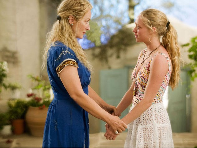 ***Mamma Mia! Here We Go Again*** **(in cinemas July)** In the highly anticipated sequel, Sophie (Amanda Seyfried) returns home pregnant and learns more about her mother's (Meryl Streep) romantic past. The original cast is back plus a few fabulous extras (ahem, Cher), and it's packed with ABBA classics. It's almost a guarantee you'll be shimmy-ing your way through the entire movie.