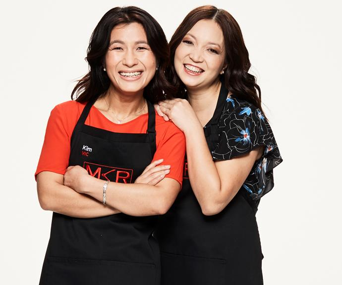 **Hard-working mums:** Kim, 38 & Suong, 38, VIC   **What do you love most about cooking?**  **Suong:** When I grew up, we didn't have much to eat. So I always want to make sure my kids are happy and fed.  **Kim:** We definitely appreciate and understand the value of food.