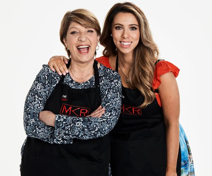 **Mother and daughter:** Pat, 61 & Louisa, 31, NSW   **Who influenced your cooking?**  **Pat:** Louisa's dad passed away 10 years ago. He was a good man and definitely an influence.  **Louisa:** I think he'd be proud to see some Hungarian food on Australian TV.
