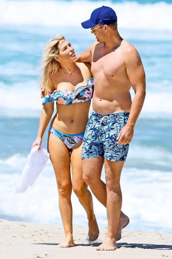 Jarrod Woodgate and Keira Maguire are in love!