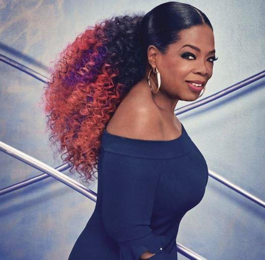 """@oprah is a woman of many moods—and hairdos,"" [her Instagram feed for *O* magazine](https://www.instagram.com/oprahmagazine/?utm_source=ig_embed&utm_campaign=embed_legacy