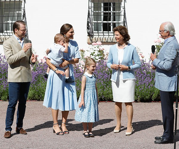 We can't wait to see Wills and Kate mingle with the Swedish royals.