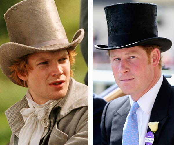 If the top hat has any persuasion.