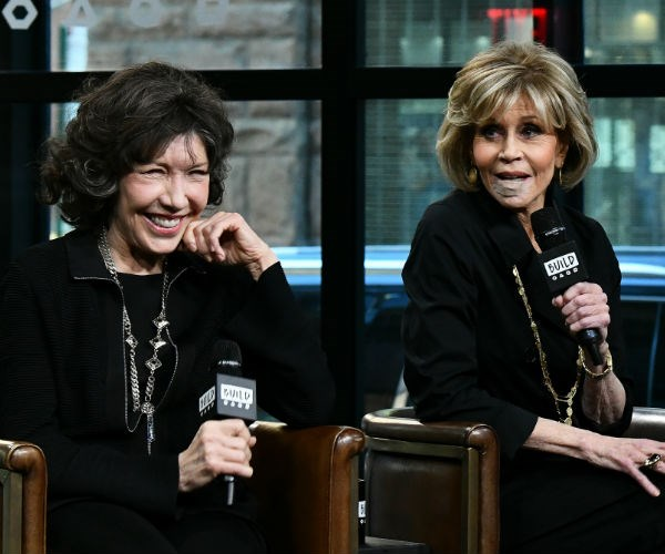 The 80-year-old opened up about the ordeal while promoting the upcoming fourth season of her Netflix series, 'Grace and Frankie.'
