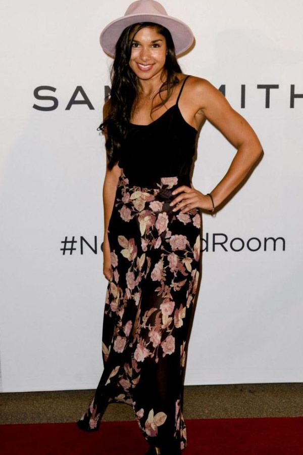 The actress avoided a run-in with her ex Jame Stewart's new girlfriend Sarah Roberts.